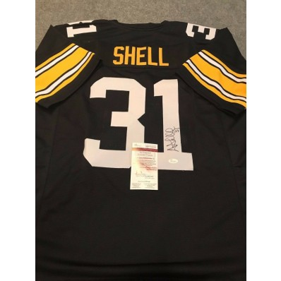 donnie shell jersey