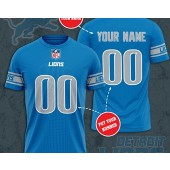 personalized lions jersey